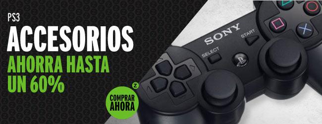 Accesorios PS3