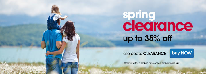 Save 35% OFF Spring Clearance at Myvitamins.com