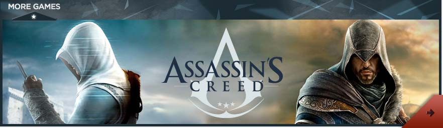 Assassins Creed 3 - More Games