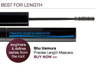 Shu uemura precise length mascara