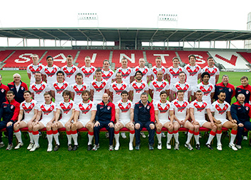 Saint Helens RFC