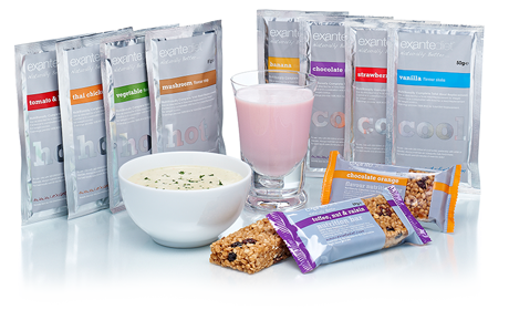 Exante Diet Mixed Bumper Pack