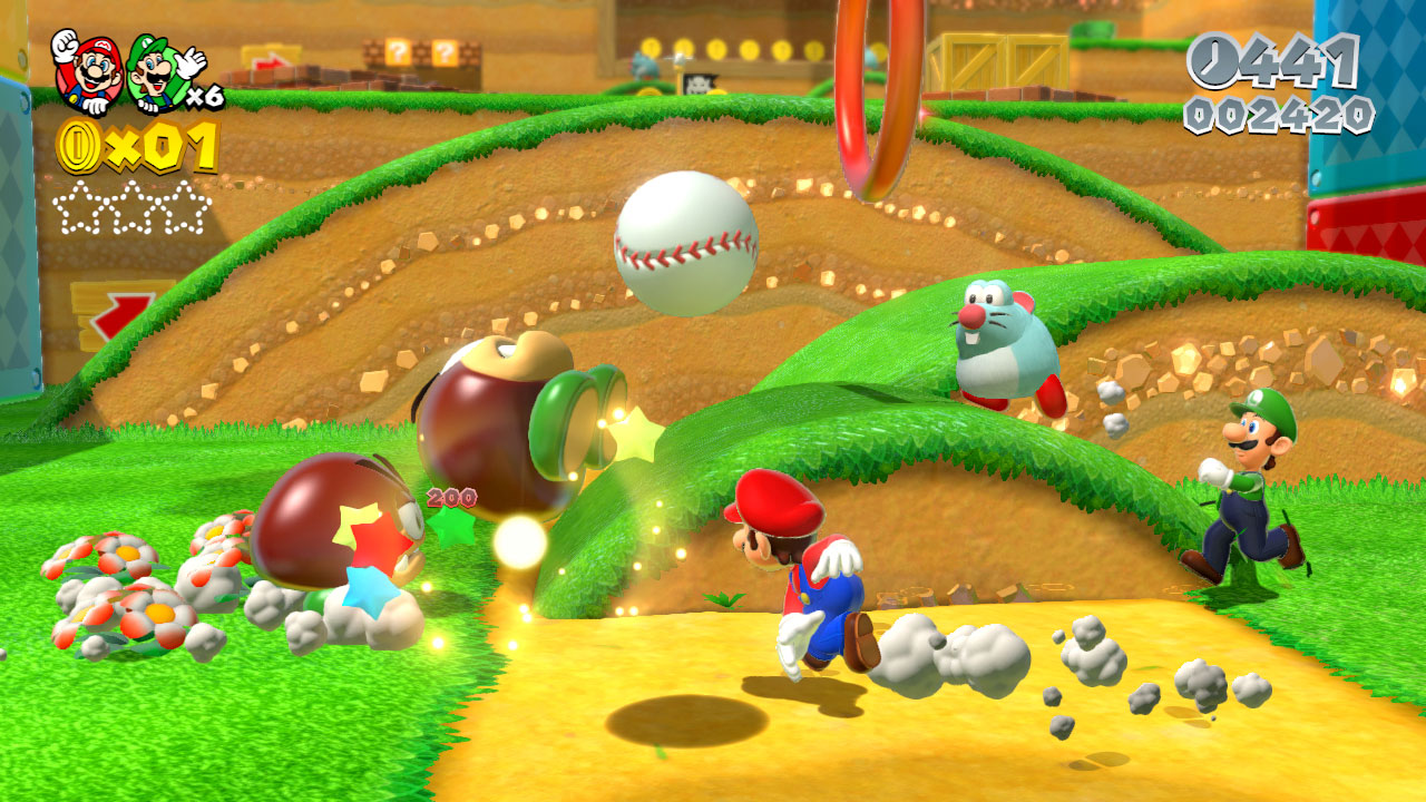 Super Mario 3D World Nintendo