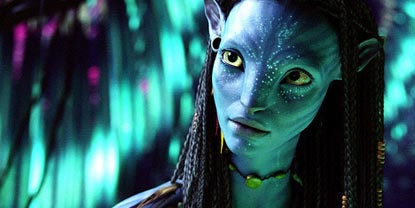 Close Up Of Neytiri