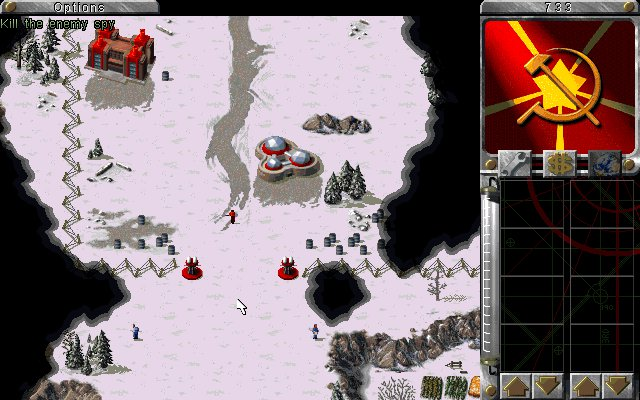 Command and Conquer screenshot #2