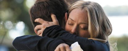 Savannah Curtis And John Tyree Hugging