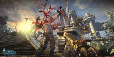 Bulletstorm game-play