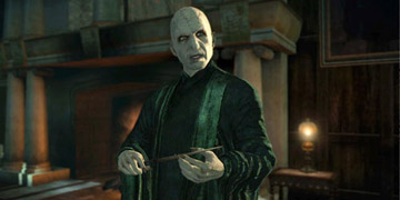 He who shall not be named ... Voldemort