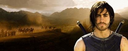 Dastan Played By Jake Gyllenhaal