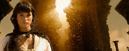 Tamina Played By Gemma Arterton