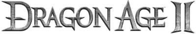 The Dragon Age II logo