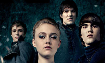 The Volturi, Demetri, Jane, Felix And Alec