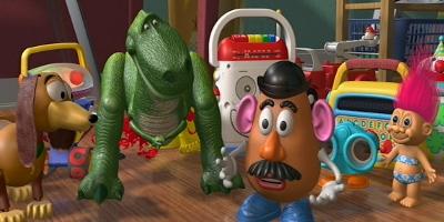 Toy Story Invite is nice invitation sample