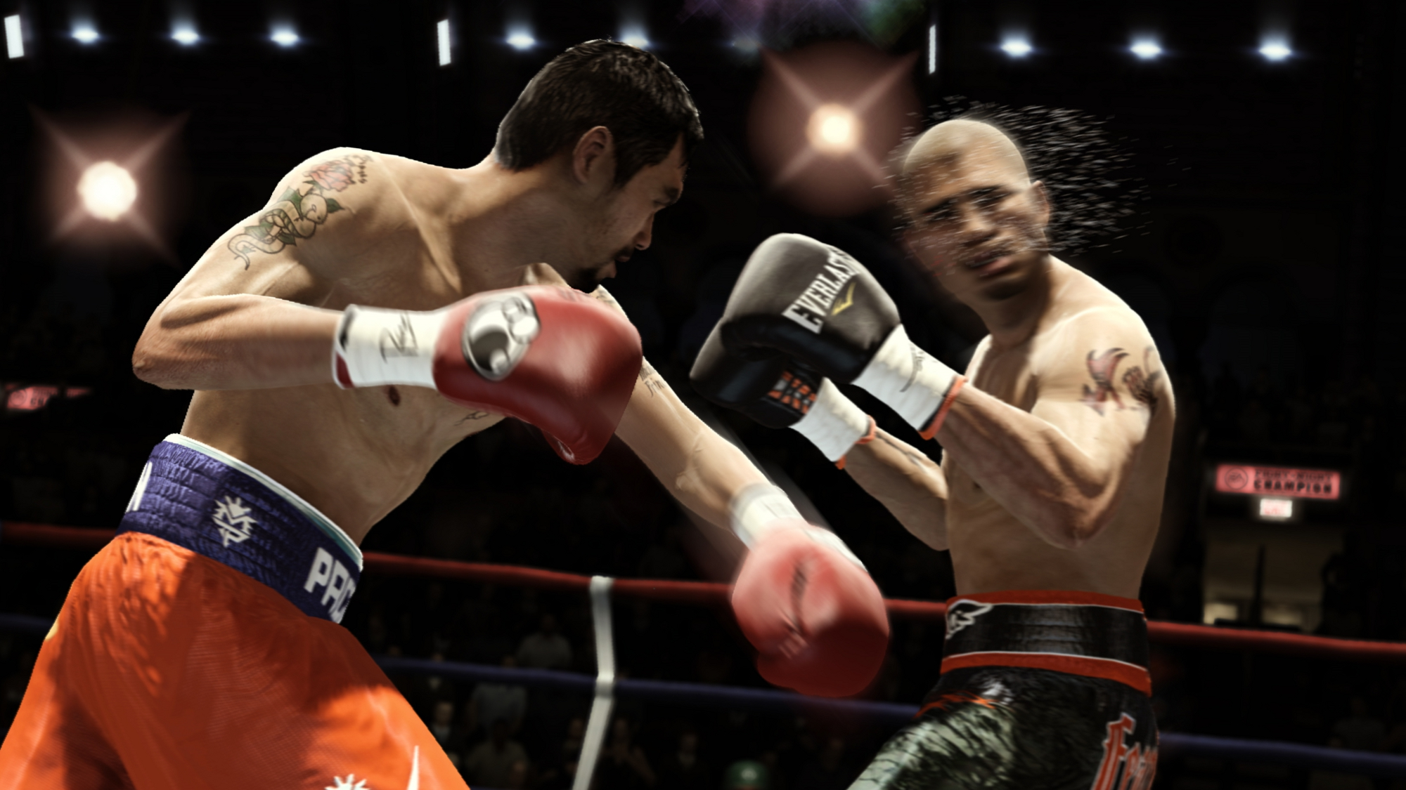 Fighting Games For Xbox 360 : Fight night champion xbox zavvi