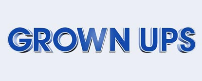 Grown Ups Logo