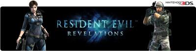 A Resident Evil Revelations banner