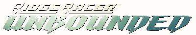 The Ridge Racer Unbounded Logo