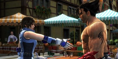 pre-fight handshake