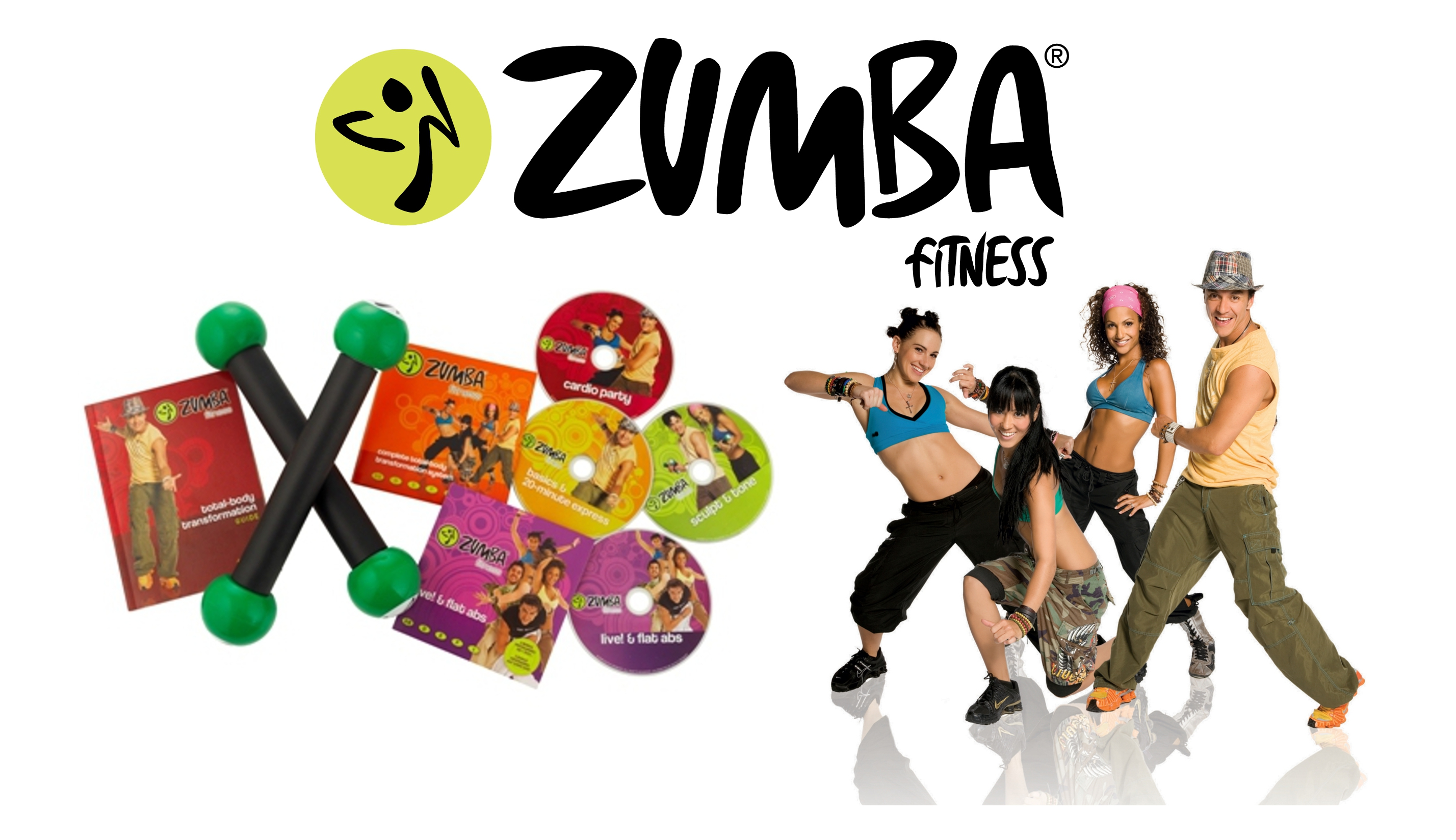 Zumba Fitness  Brands of the World  Download vector