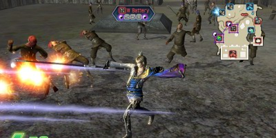 in game fight screenshot