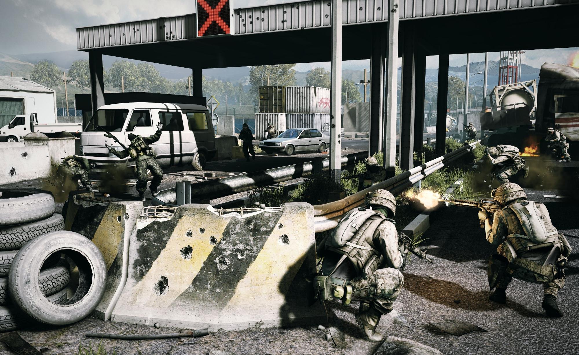 battlefield 3 мультиплеер официальный сайт