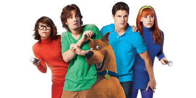 Velma, Shaggy, Scooby Doo, Fred And Daphne