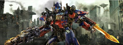 The Transformer, Optimus Prime, Fighting
