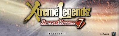 The Dynasty Warriors 7 logo