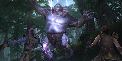 fighting a troll