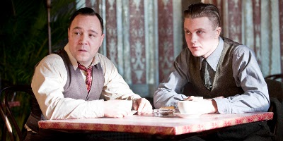 Still of Stephen Graham and Michael Pitt
