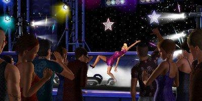 sims dance