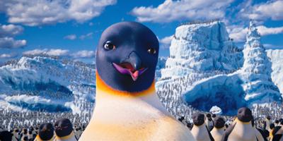 Penguin Smiling