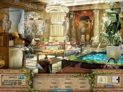 Jewel Quest Mysteries 3 screenshot #1