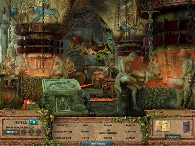 Jewel Quest Mysteries 3 screenshot #2