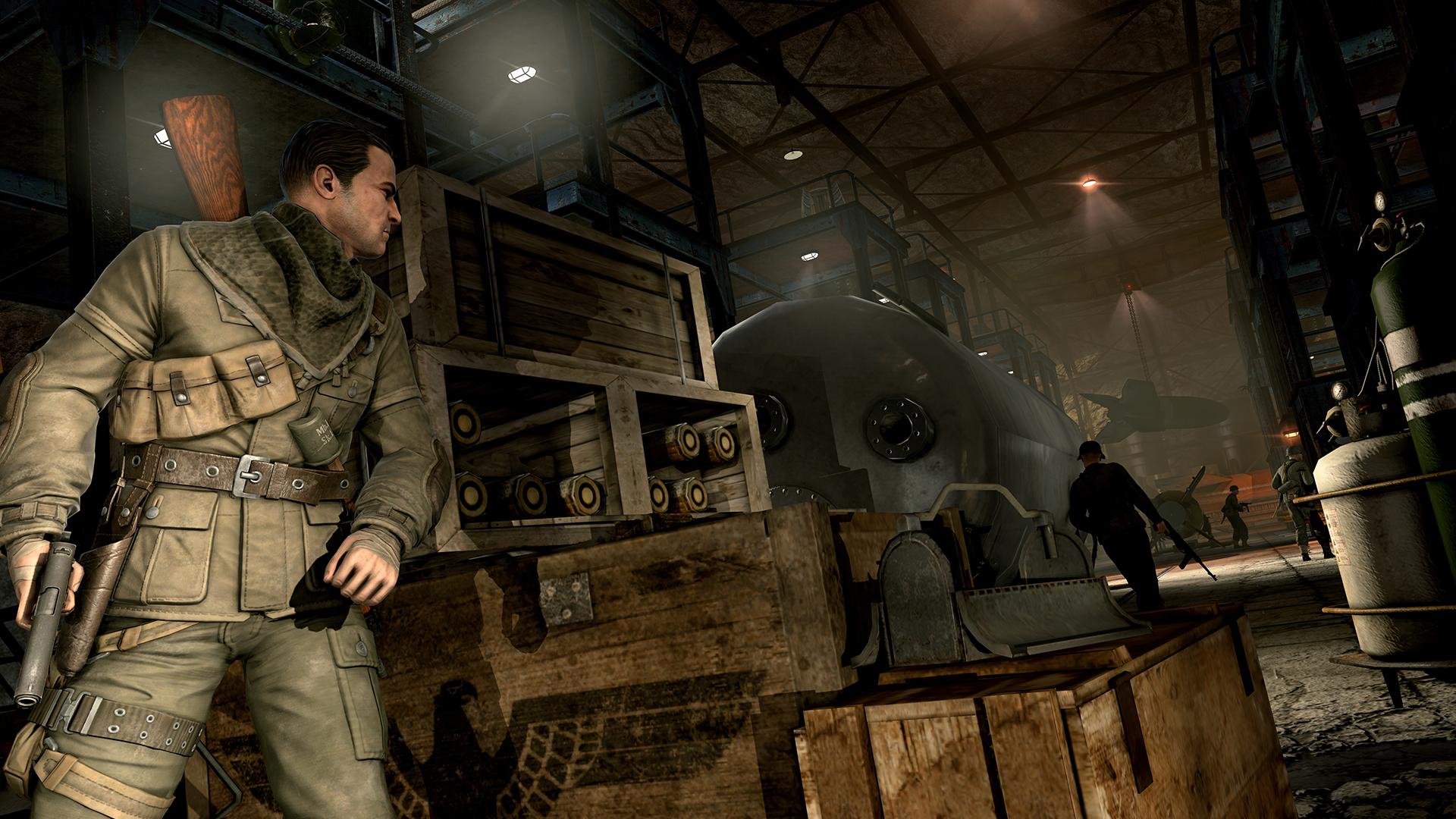Sniper Elite V2 PC | Zavvi.com