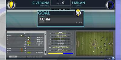 goal screen