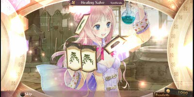 healing saves spell