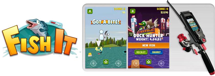 AppToyz AppFishing Interactive Fish Game