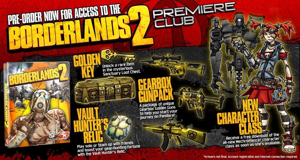 Borderlands 2 Vault Hunters Edition Pc Zavvi