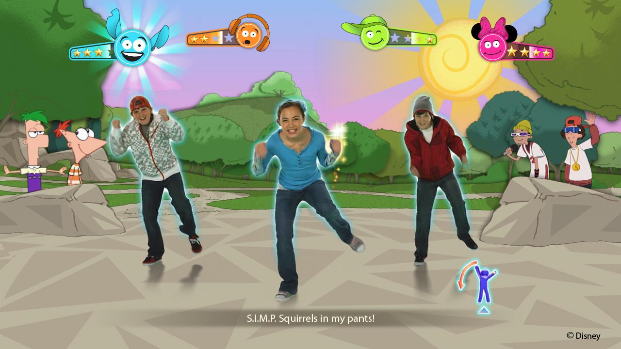 Just Dance: Disney Nintendo Wii | Zavvi.com