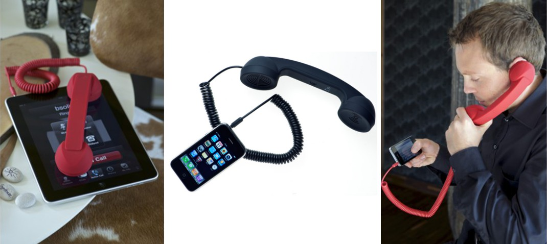 Pop Phone Retro Handset