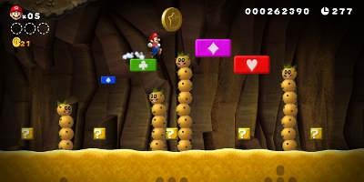 mario collection big coin