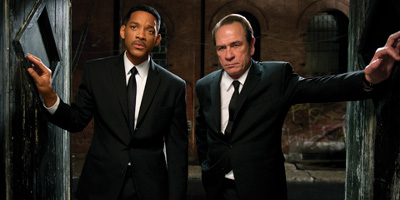 Will Smith & Tommy Lee Jones in MIB 3