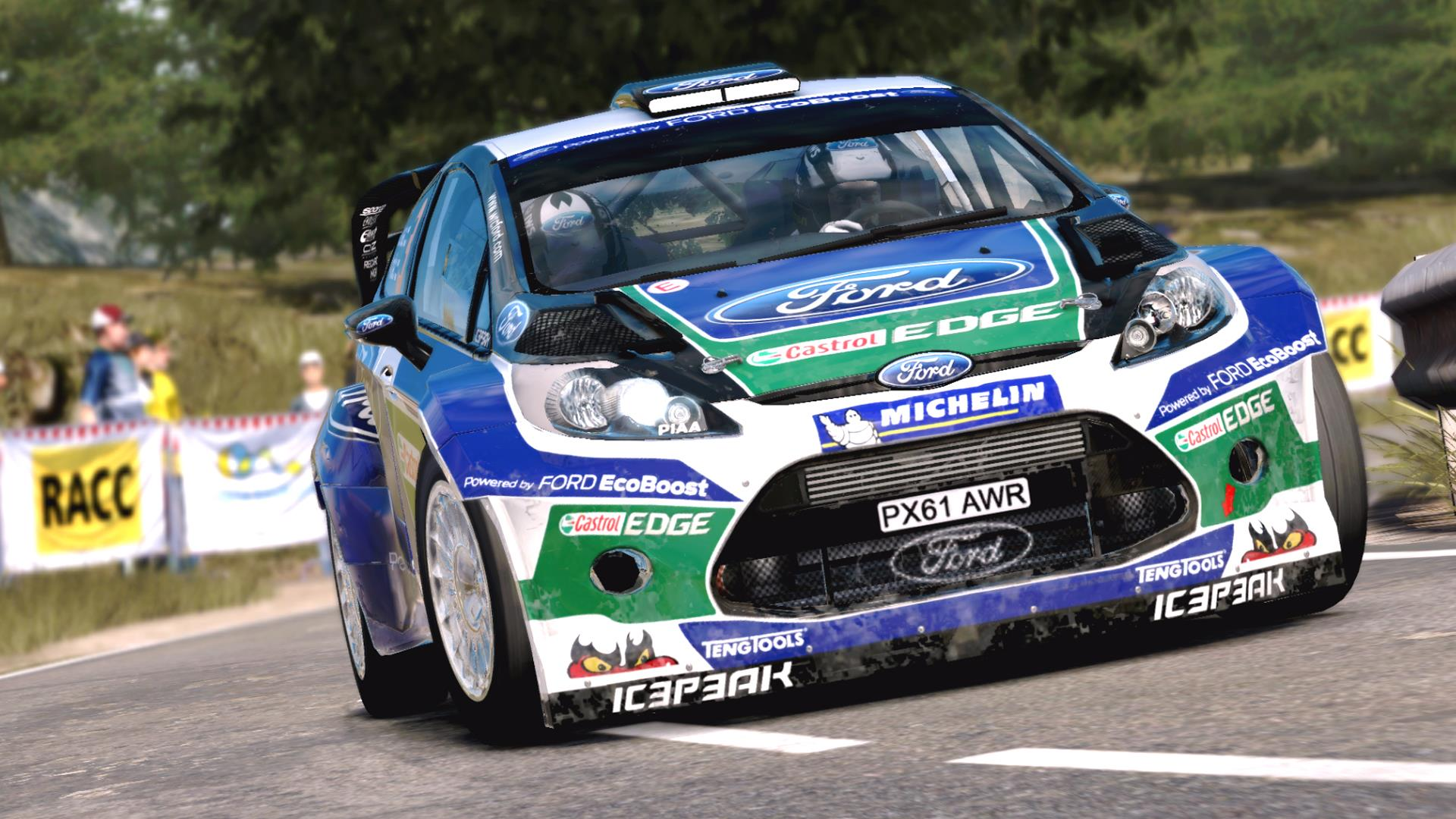 Wrc World Rally Championship 3 Xbox 360 Zavvi Com