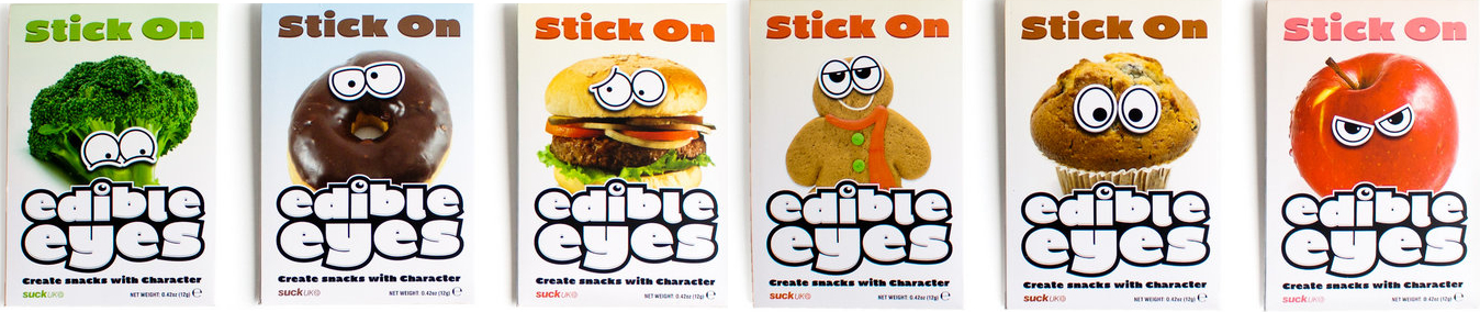 Edible Eyes for Kids Food