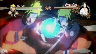 Naruto Shippuden: Kizuna Drive screenshot #2