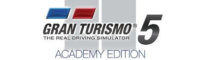 Gran Turismo 5: Academy Edition logo