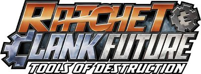 Ratchet and Clack: Tools of Destruction logo