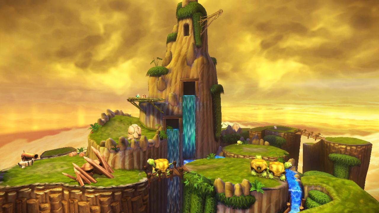 Skylanders village
