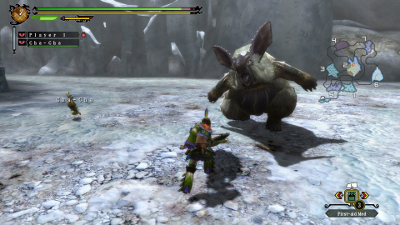 Monster Hunter 3 Ultimate screenshot #2